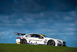 #100 SR Motorsport BMW M6 GT3: Steve Richards, Max Twigg