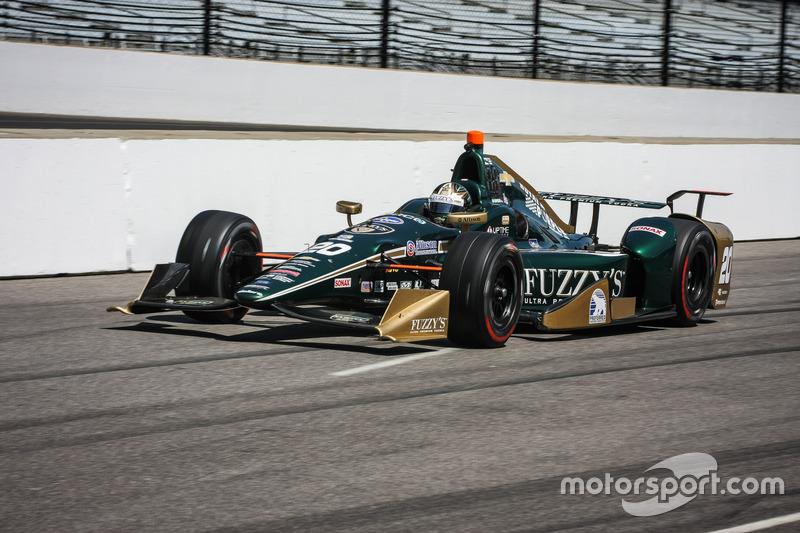 Ед Карпентер, №20, Ed Carpenter Racing Chevrolet