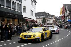 #38 Bentley Team Abt, Bentley Continental GT3: Крістіан Менцель, Гай Сміт, Марко Хольцер, Фабіан Хампрехт