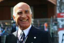 Dr. Angelo Sticchi Damiani, Aci Csai President