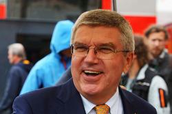 Thomas Bach, IOC-Präsident