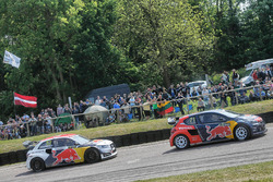 Timmy Hansen, Team Peugeot Hansen, Toomas Heikkinen, EKS RX Audi S1