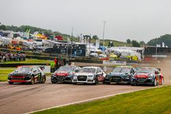 Rallycross acción