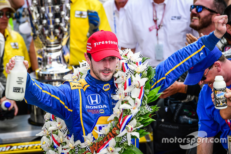 2016: Александр Росси (победа)