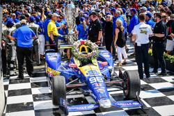 Sieger Alexander Rossi, Herta - Andretti Autosport Honda