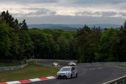 #114 OVR Racing, Ford Focus RS: Ralph Caba, Volker Lange, Oliver Sprungmann