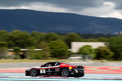 Journée Test de United Autosports au Paul Ricard