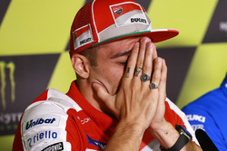 Andrea Iannone, Ducati Team, Italian MotoGP, 2016