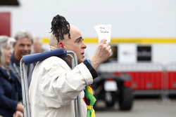 Клоун ищет Маттиаса Экстрема, Audi Sport Team Abt Sportsline, Audi A5 DTM