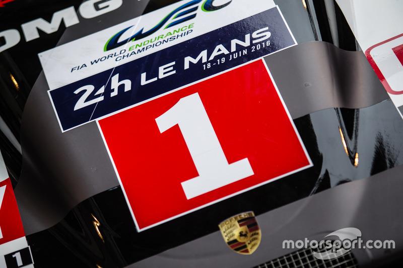 #1 Porsche Team