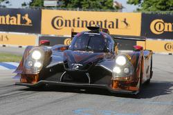 #60 Michael Shank Racing with Curb/Agajanian Ligier JS P2 Honda: Katherine Legge, Oswaldo Negri