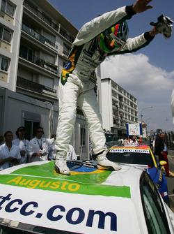 1. Augusto Farfus, BMW Team Germany, BMW 320si