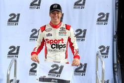 Polesitter Erik Jones, Joe Gibbs Racing Toyota