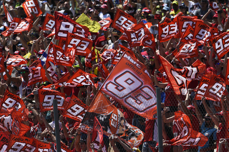 Fans de Marc Márquez, Repsol Honda Team