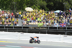 Xavier Simeon, QMMF Racing Team, Luis Salom remembrance