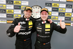 2. #69 Callaway Competition, Corvette C7 GT3: Patrick Assenheimer, Dominik Schwager