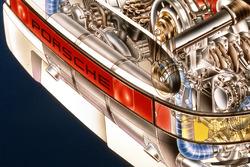 Porsche 959, sezione