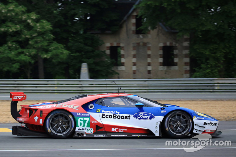 37: #67 Ford Chip Ganassi Racing Ford GT: Marino Franchitti, Andy Priaulx, Harry Tincknell