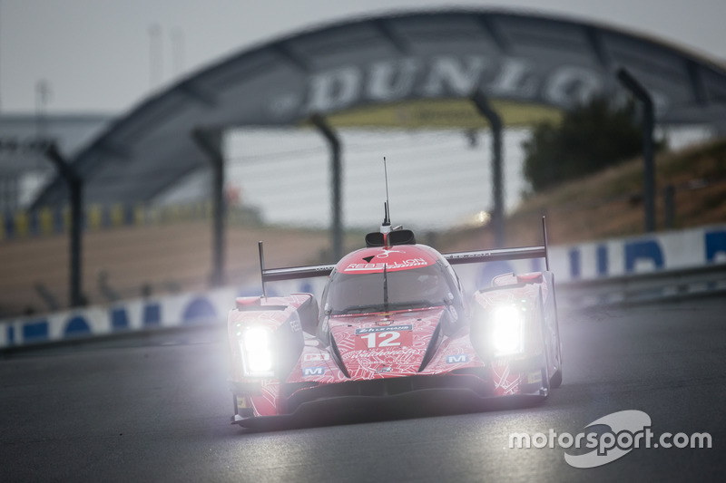 #12 Rebellion Racing - LMP1
