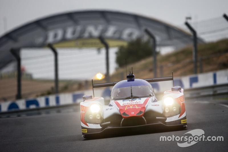LMP2: #41 Greaves Motorsport, Ligier JSP2 Nissan