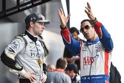 Джозеф Ньюгарден, Ed Carpenter Racing Chevrolet и Элио Кастроневес, Team Penske Chevrolet