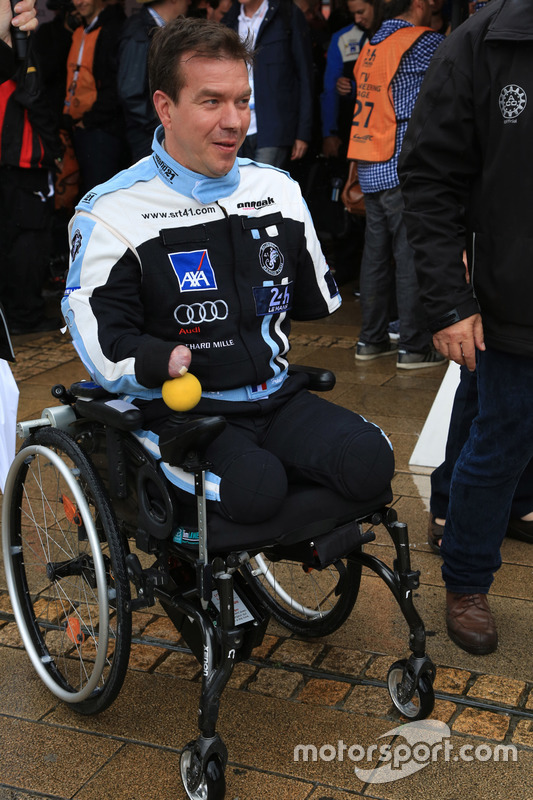 24h Le Mans: Frédéric Sausset