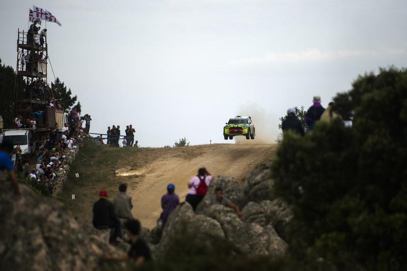 Валерій Горбань, Володимир Корсіа, Eurolamp World Rally Team, BMW-Mini Countryman WRC