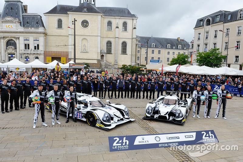 #30 und #31: Extreme Speed Motorsports