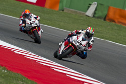 Nicky Hayden en Michael van der Mark, Honda World Superbike Team