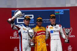 Победитель гонки - Антонио Джовинацци, PREMA Racing, второе место - Сергей Сироткин, ART Grand Prix и третье место - Рафаэле Марчелло, RUSSIAN TIME