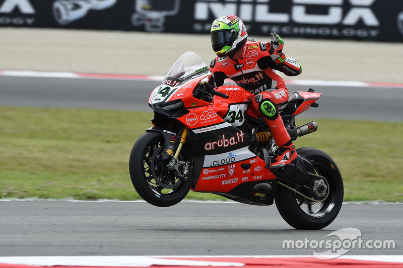Davide Giugliano, Aruba.it Racing-Ducati SBK Team