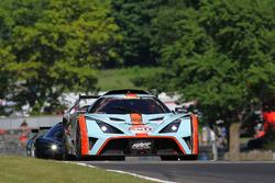 #8 Mantella Autosport Inc. KTM XBow GT4: Anthony Mantella