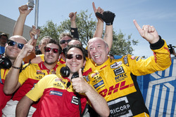 Sieger winner Tom Coronel, Roal Motorsport, Chevrolet RML Cruze TC1mi dem Team