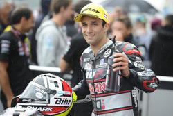 Second place Johann Zarco, Ajo Motorsport