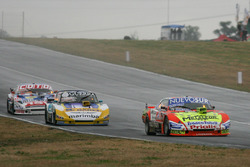 Jonatan Castellano, Castellano Power Team Dodge, Josito di Palma, Sprint Racing Torino, Camilo Echevarria, CAR Racing Chevrolet