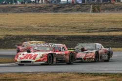 Mariano Werner, Werner Competicion Ford, Facundo Ardusso, JP Racing Dodge, Juan Manuel Silva, Catalan Magni Motorsport Ford