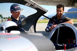 Max Verstappen, Daniel Ricciardo, Red Bull Racing
