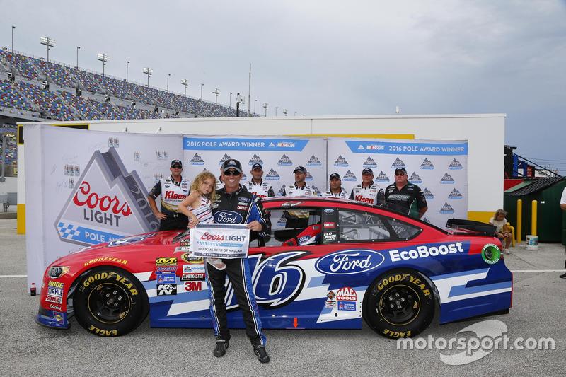 Daytona: Greg Biffle (Roush-Ford)