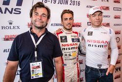 Algarve Pro Racing Ligier JSP2 Nissan: Michael Munemann, Andrea Pizzitola, Chris Hoy