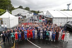 Formula E - Drivers and Staff Collective Photo