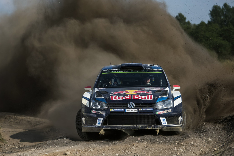 Яри-Матти Латвала и Микка Анттила, Volkswagen Motorsport