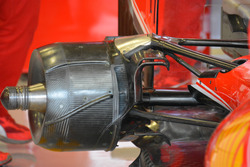 Ferrari, cestello freni posteriori