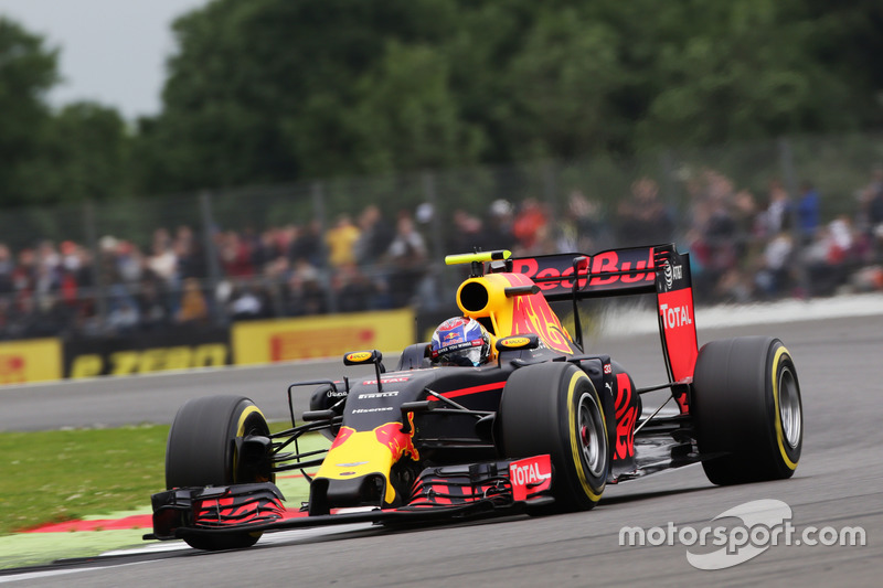 3. Max Verstappen, Red Bull Racing RB12