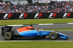 Pascal Wehrlein, Manor Racing MRT05