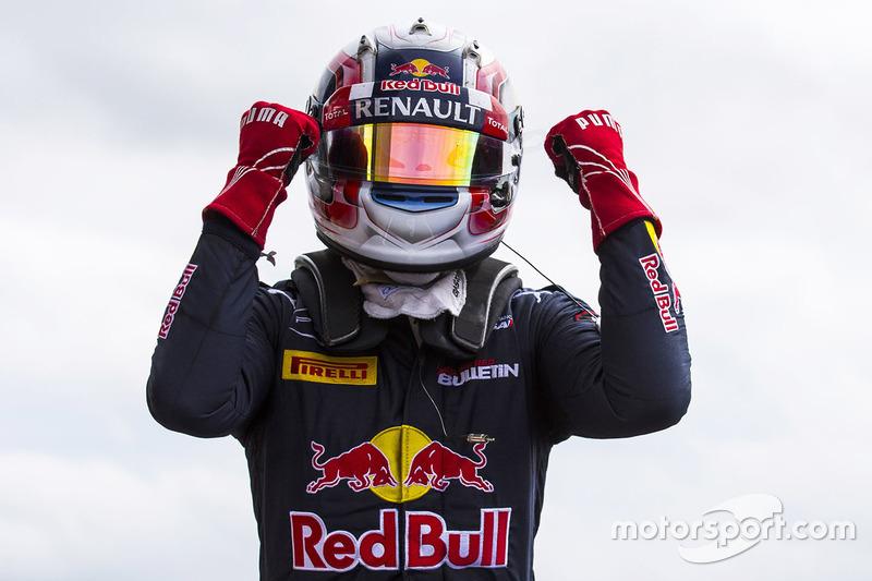 El vencedor, Pierre Gasly, Prema Racing