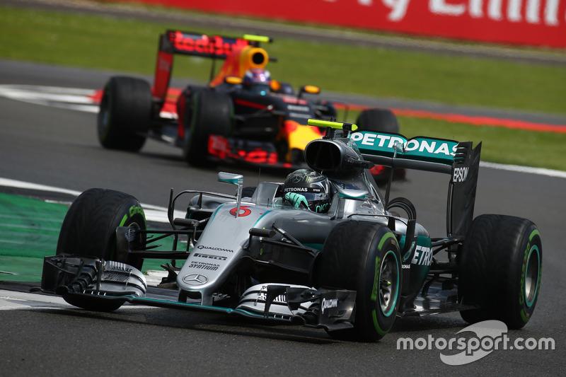 Nico Rosberg - GP da Inglaterra de 2016