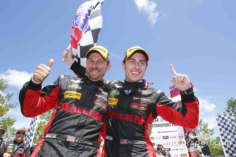 IMSA: Eric Curran, Dane Cameron, Action Express Racing
