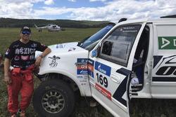 #169 Ford: Pedro de Uriarte, Dakar Team