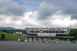 Fuji Speedway girişi