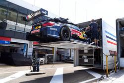 De auto van Marco Wittmann, BMW Team RMG, BMW M4 DTM